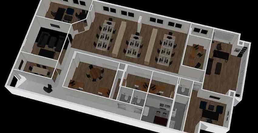 TİSE Interior Design Render