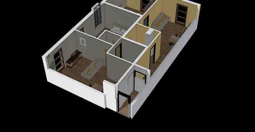 maury Interior Design Render