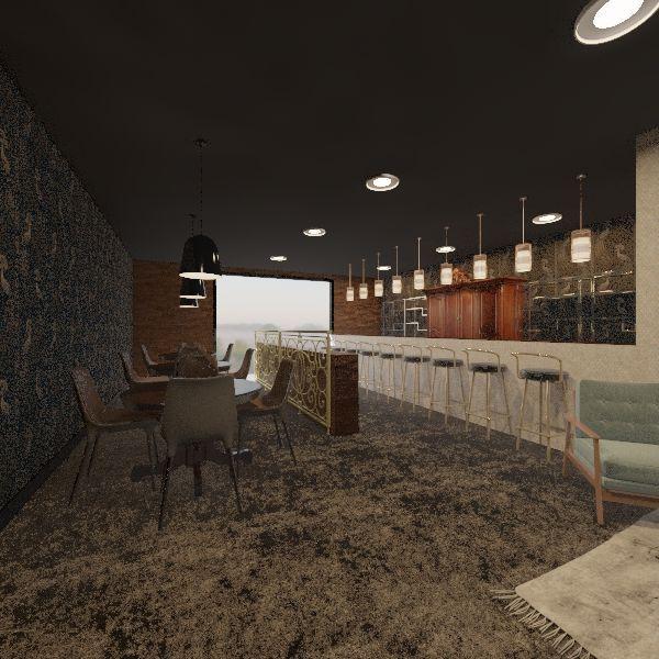 HSD Interior Design Render