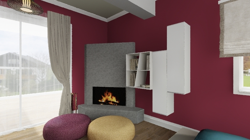 SB Project Apostolia Interior Design Render