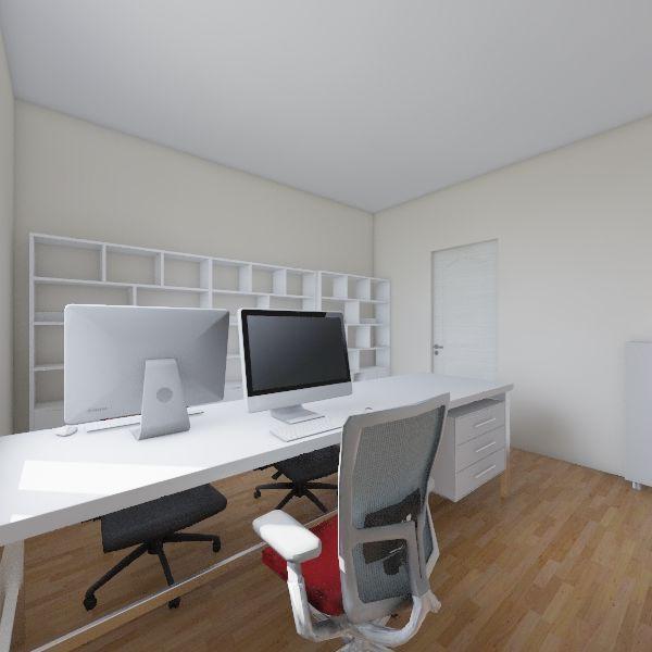 My Office Interior Design Render