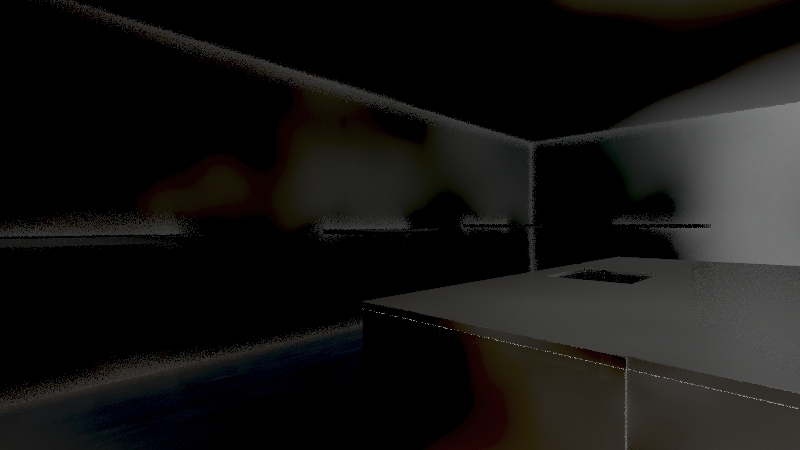 PAC - 1 Interior Design Render
