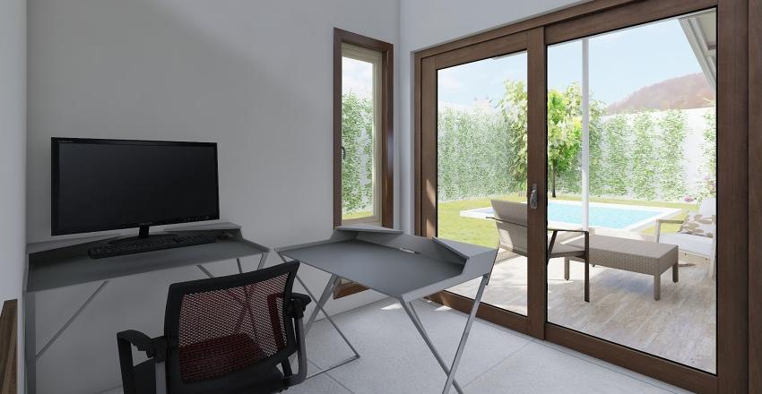 Maison Marie 14 oct 2019 Interior Design Render