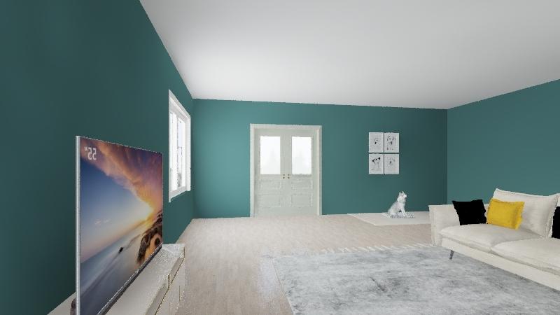Keaton  Interior Design Render