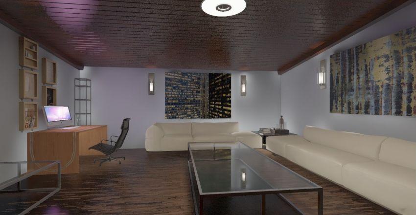 WIZ Interior Design Render