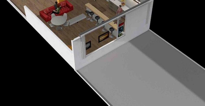 Palmela Interior Design Render