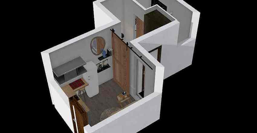 Planta 1 A Interior Design Render