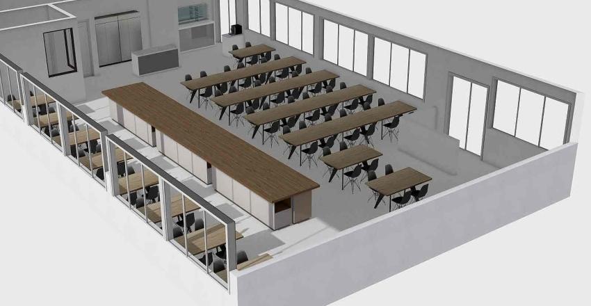 Cozinha CSN Interior Design Render