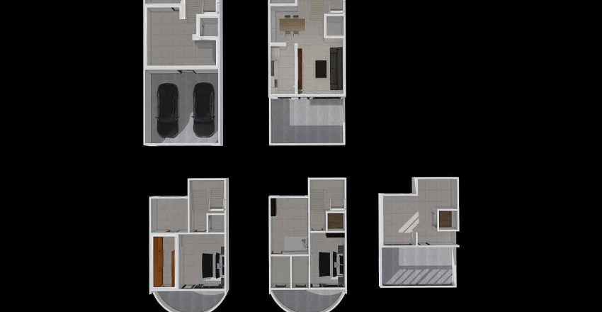 大同 Interior Design Render