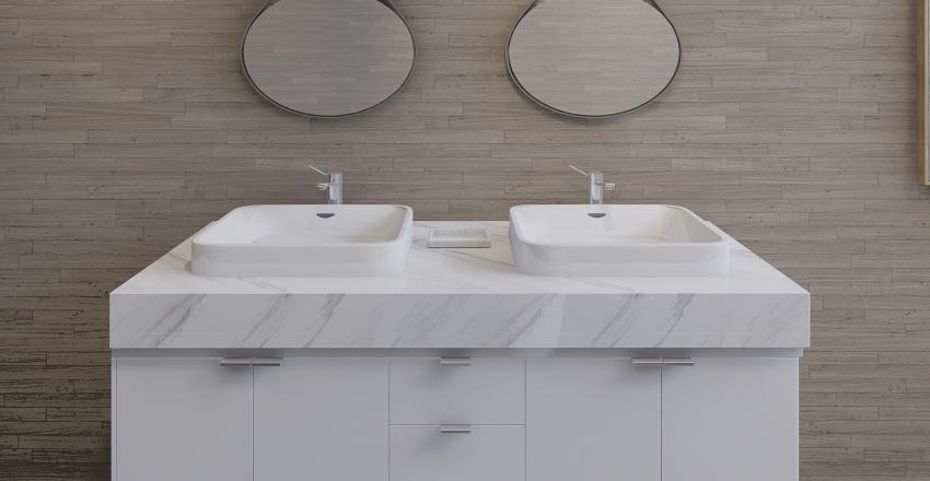 Modern Master Bedroom  Interior Design Render