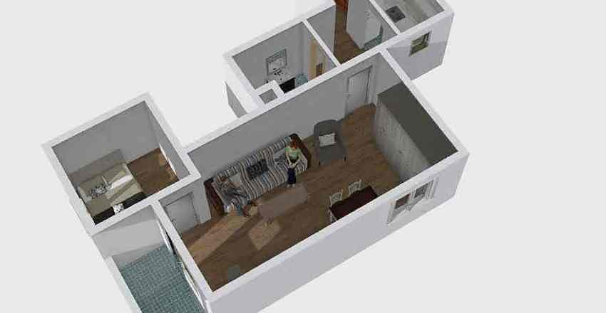 45467 Interior Design Render