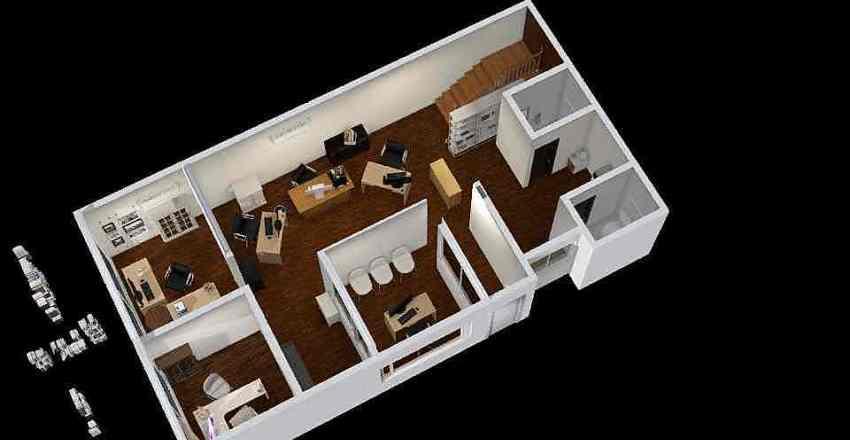 Mejora Registro Interior Design Render