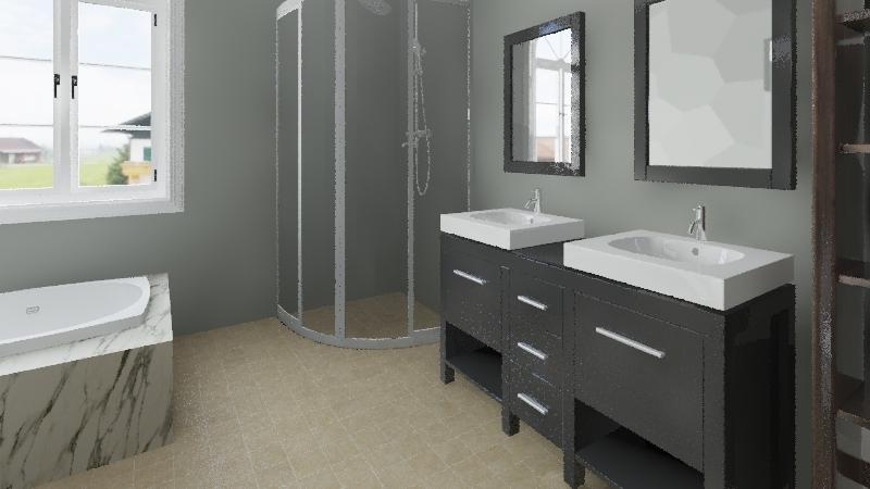 Additional Bedroom Interior Design Render