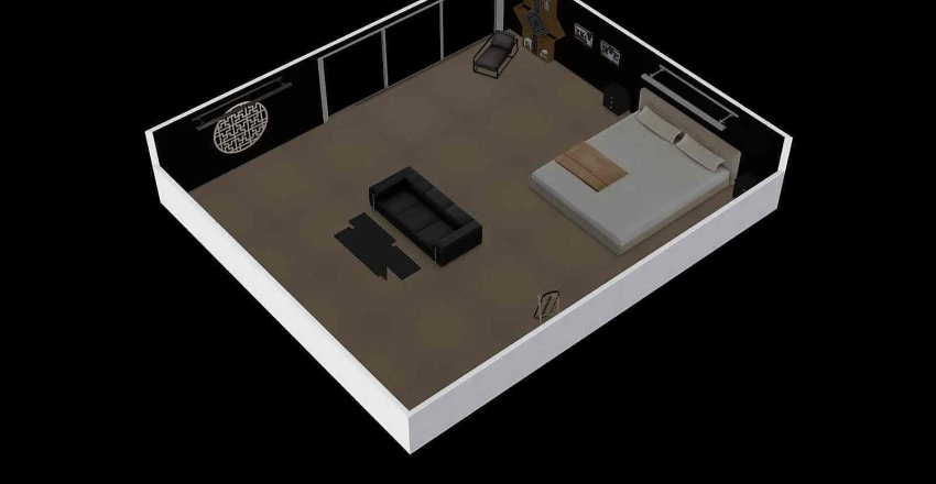 اول ديزاين  Interior Design Render