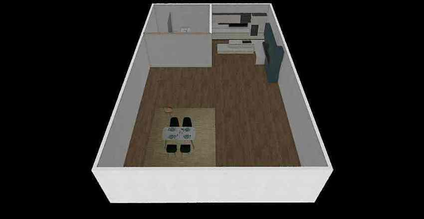 mkmk Interior Design Render