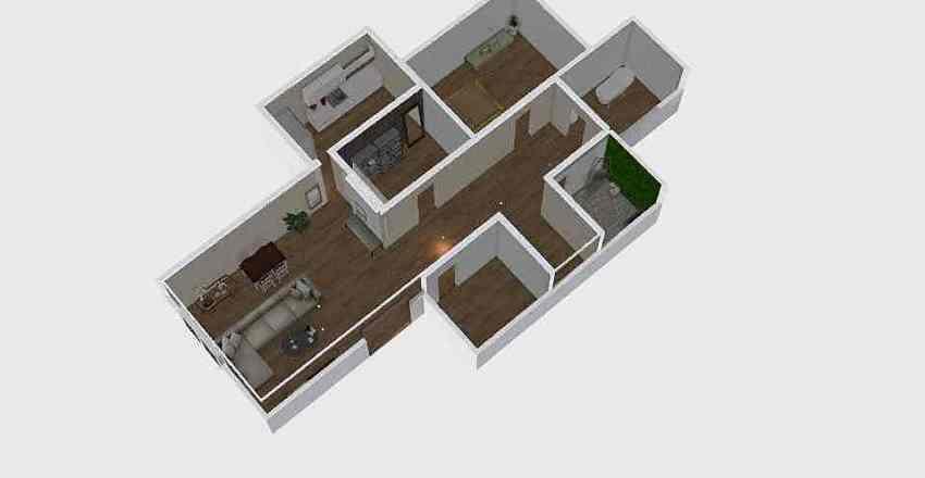 محمد Interior Design Render