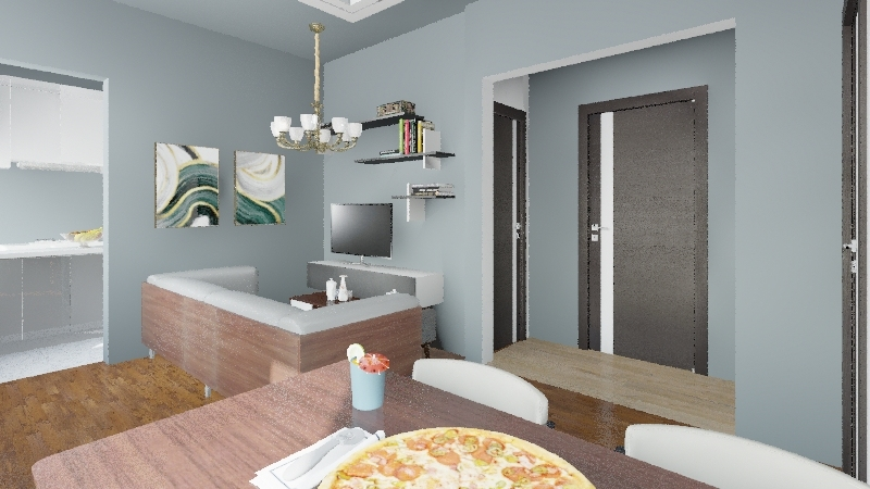 fam 3 Interior Design Render