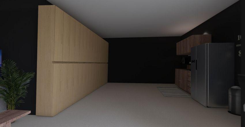 Sala de Maestros  Interior Design Render