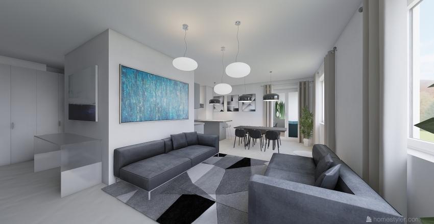 TENUTA Interior Design Render