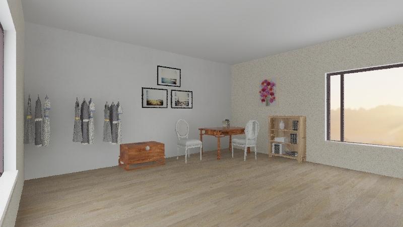 diseño  Interior Design Render