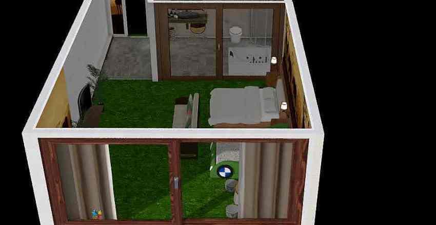 1113 Interior Design Render