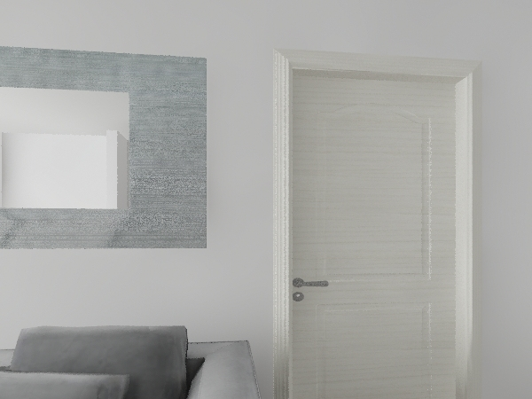 Flat 2 Interior Design Render