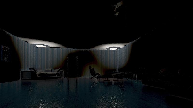 BIG OOF Interior Design Render