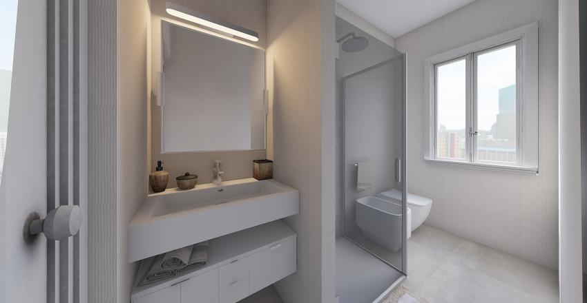 A S BATH Interior Design Render