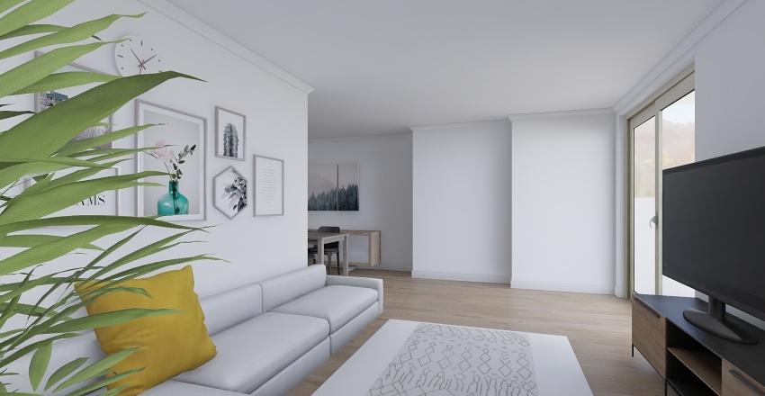 Chez Nous Interior Design Render
