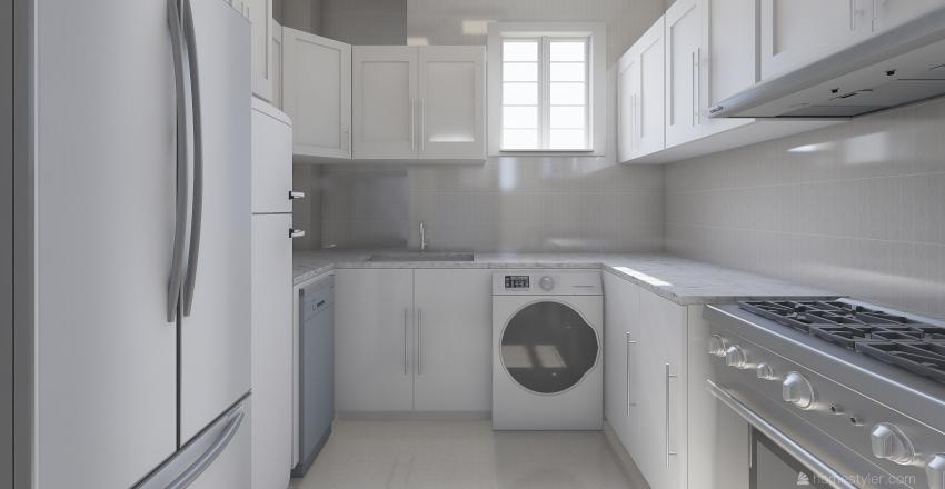badr apartment 2 Interior Design Render