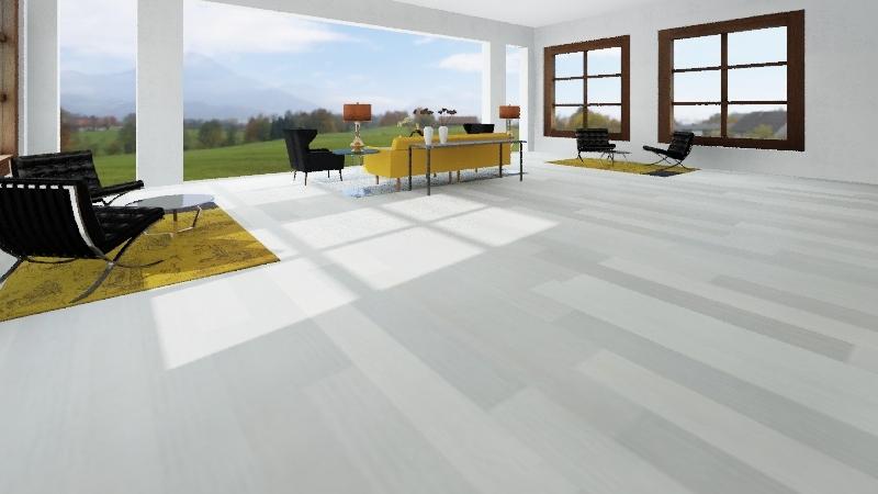 The Vault Interior Design Render