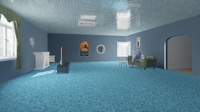 Project #1 Interior Design Render