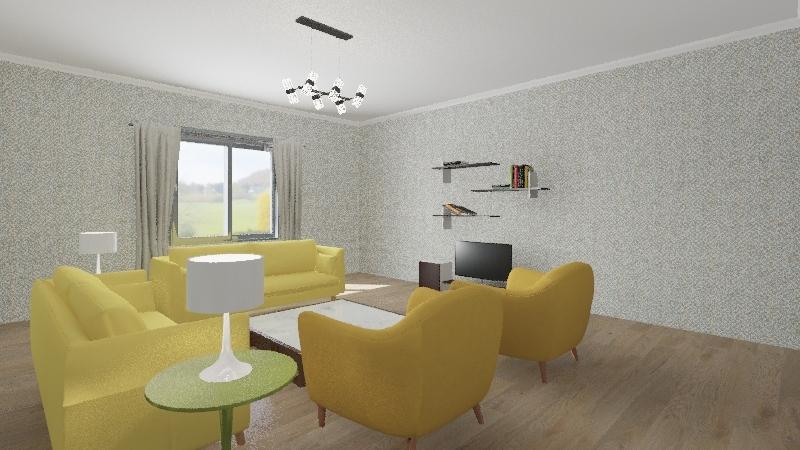 memo Interior Design Render