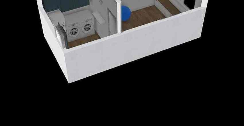 Yoga studio 2 Interior Design Render