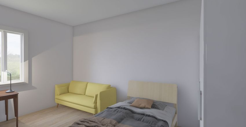 Studio Compiegne 1 Interior Design Render