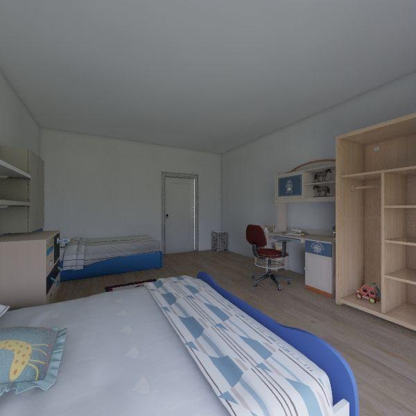 Bilik Anok2 Kawe Interior Design Render