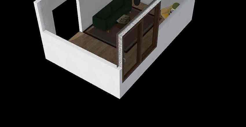 firt Interior Design Render