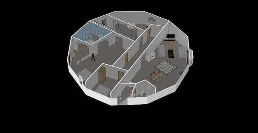 technologie de charlotte 1 Interior Design Render