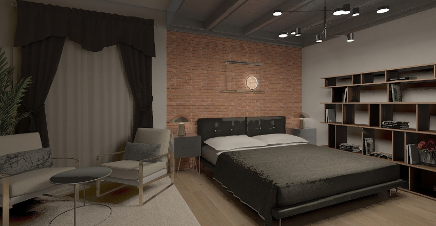 NANO Interior Design Render