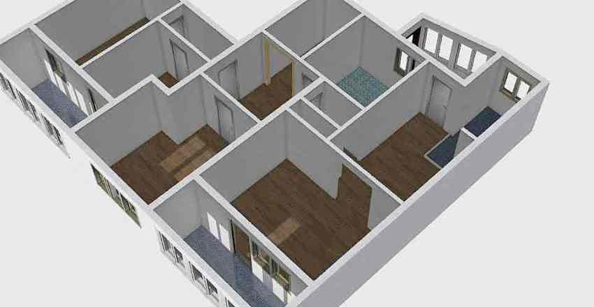 46103 Interior Design Render