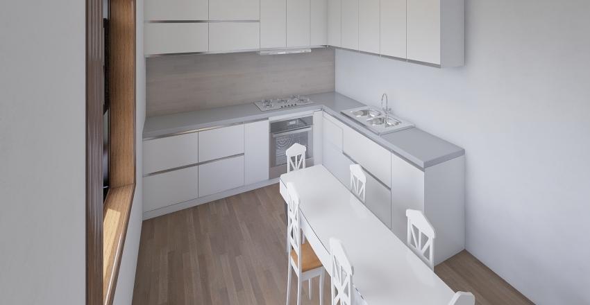 cucina Interior Design Render
