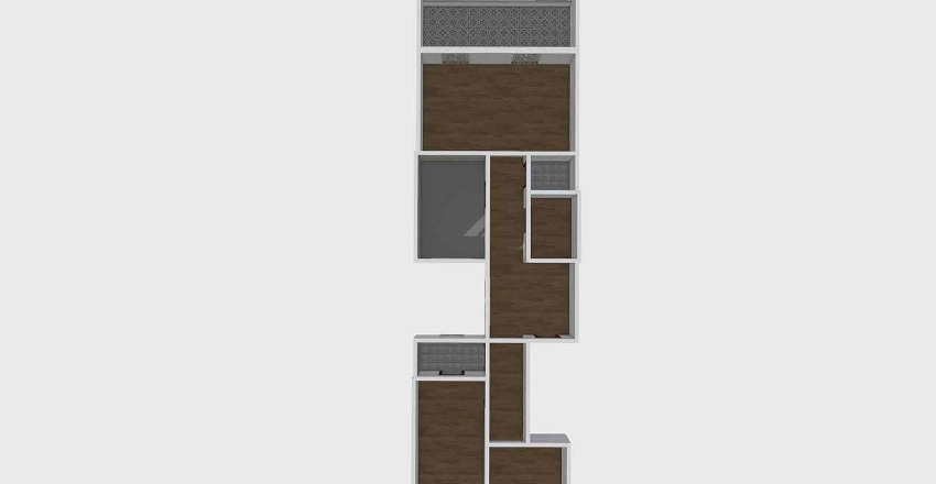 C/ Pau Claris 76, 2-2. Interior Design Render