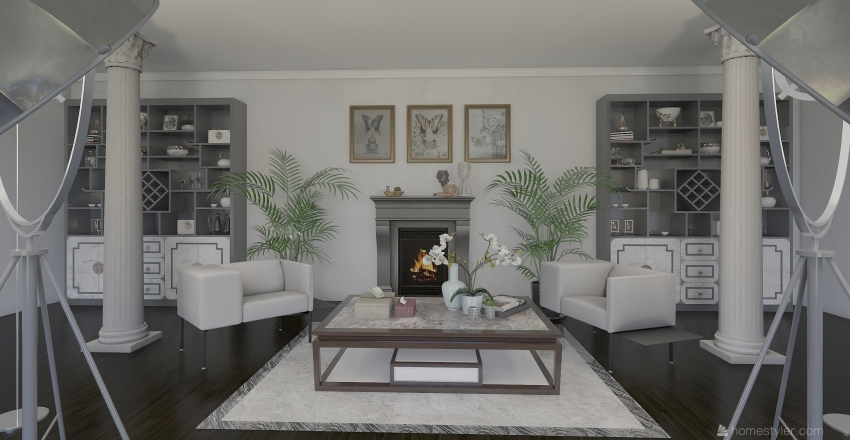 Фотостудия Interior Design Render