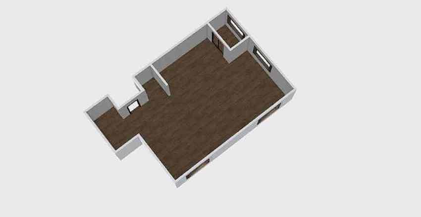 2-комн_0329 Interior Design Render