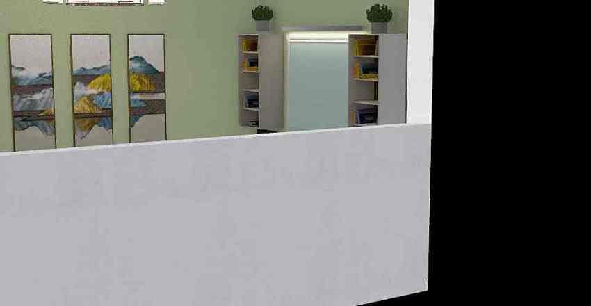 й Interior Design Render