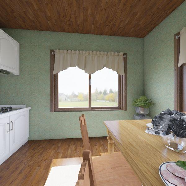 id project Interior Design Render