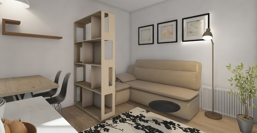 B0103 Interior Design Render