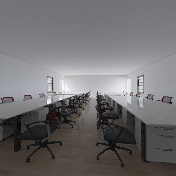 OFFICE HUNGDU2020 Interior Design Render