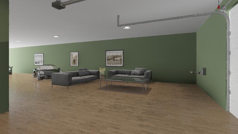Lotus 2 Interior Design Render