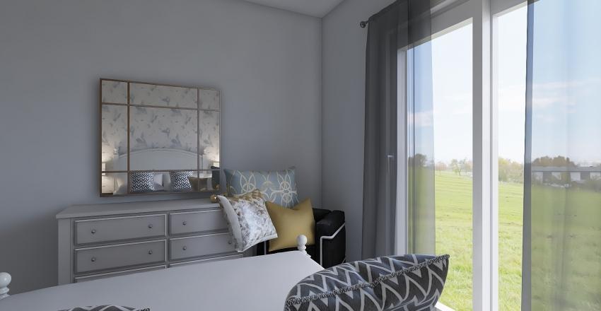 dormitorio ppal Interior Design Render